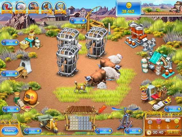 All About Farm Frenzy 3 Download The Trial Version For Free Or