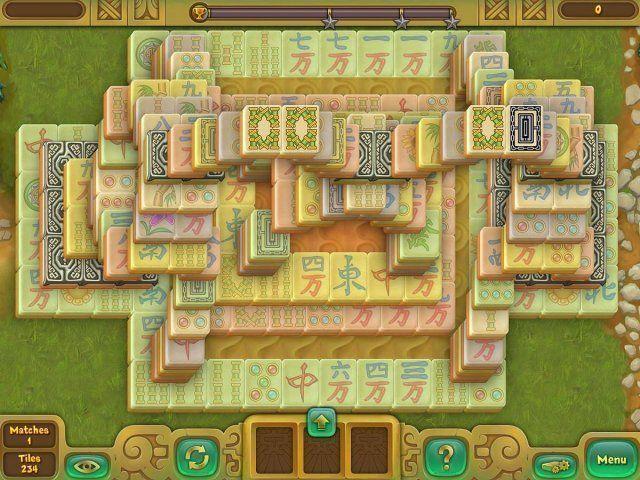 Legendary Mahjong hra