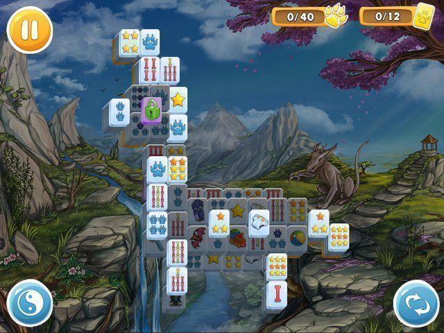 Mahjong: Vlčí příběhy