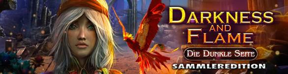 Spiel Darkness and Flame Die Dunkle Seite Sammleredition