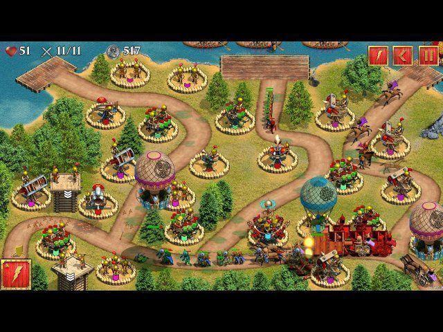 Screenshot  «Defense of Roman Britain» № 3
