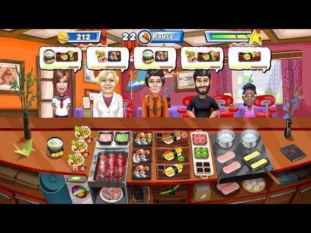 Screenshot  «Happy Chef 3» № 4