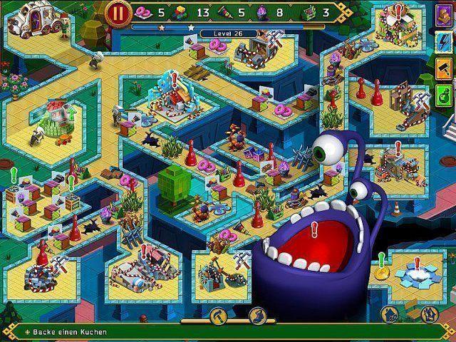 Screenshot  «Incredible Dracula IV: Spiel der Götter. Sammleredition» № 2
