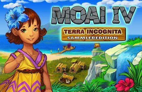Moai IV: Terra Incognita. Sammleredition