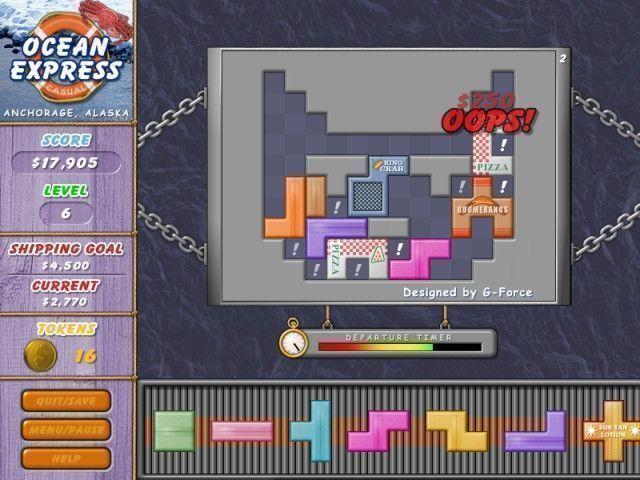 ocean express online spielen