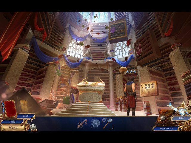 Screenshot  «Persian Nights: Sand der Wunder» № 5