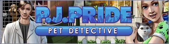 P.J. Pride: Pet Detective