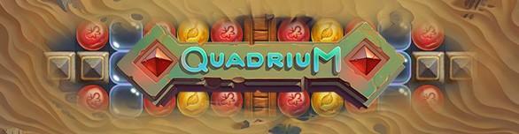 Spiel Quadrium