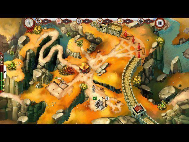 Construir la Gran muralla de China. Edición de Coleccionista en Español game