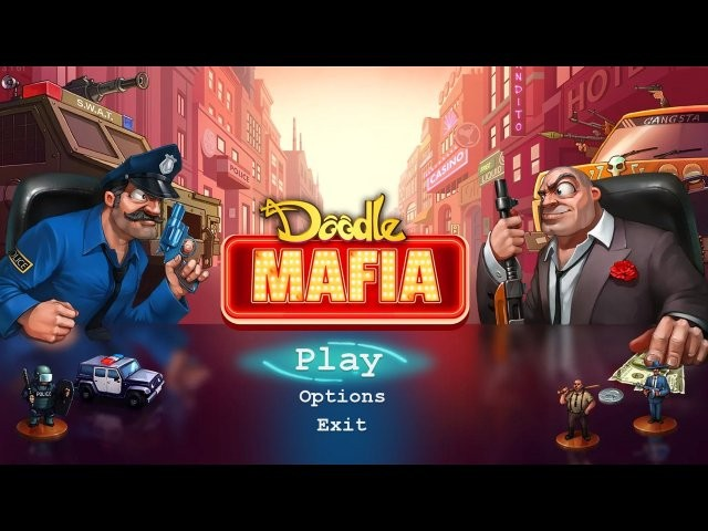 Doodle Mafia download free en Español