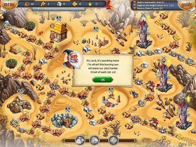 Fables of the Kingdom 2 en Español game