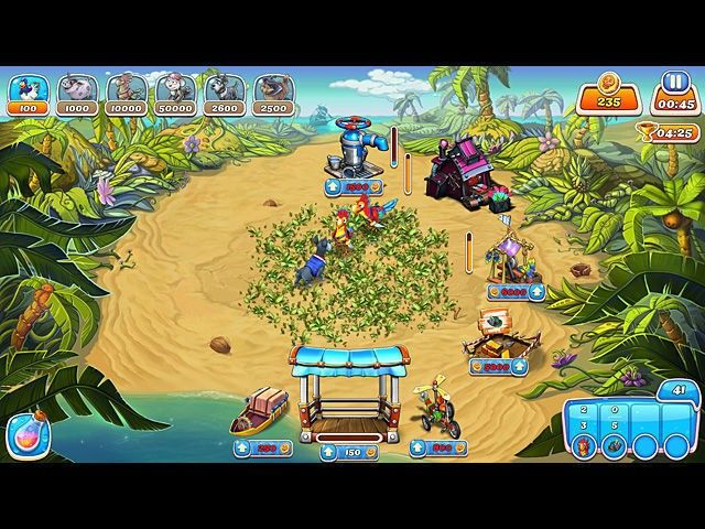 Farm Frenzy: Heave Ho en Español game