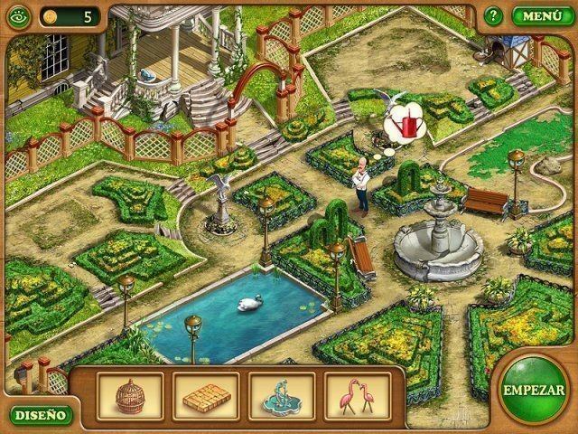 Gardenscapes download free en Español