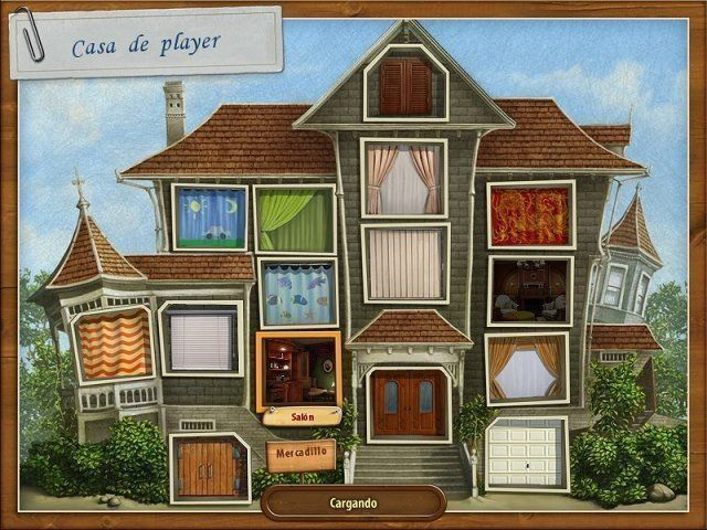 Gardenscapes en Español game