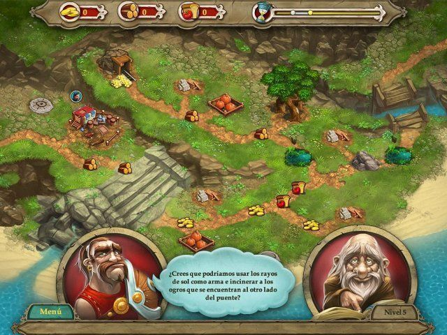 Weather Lord: Hidden Realm en Español game