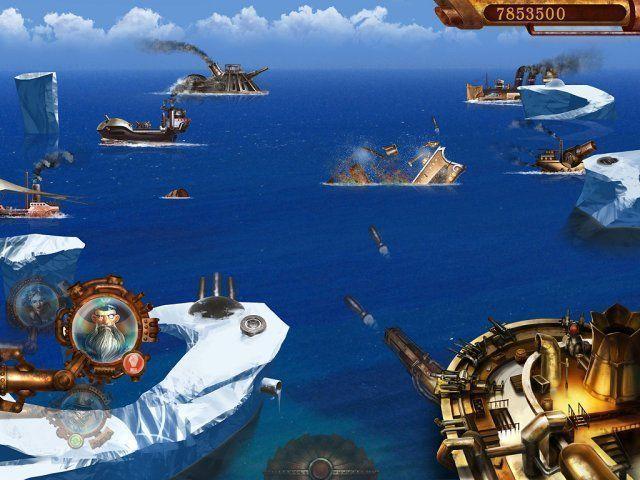 Admiral Nemo game