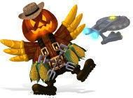 Chicken Invaders 5: Cluck of the Dark Side. Halloween Edition Scarica Gioco