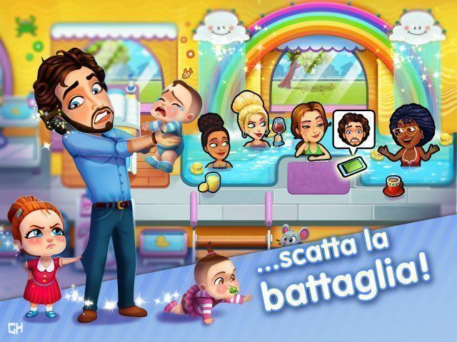 Gioco Delicious – Emily's Moms vs Dads. Collector's Edition download italiano