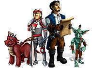 Dragon Crossroads- Aiuta il tuo eroe a salvare la situazione!