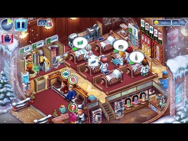 Gioco Happy Clinic. Collector's Edition download italiano