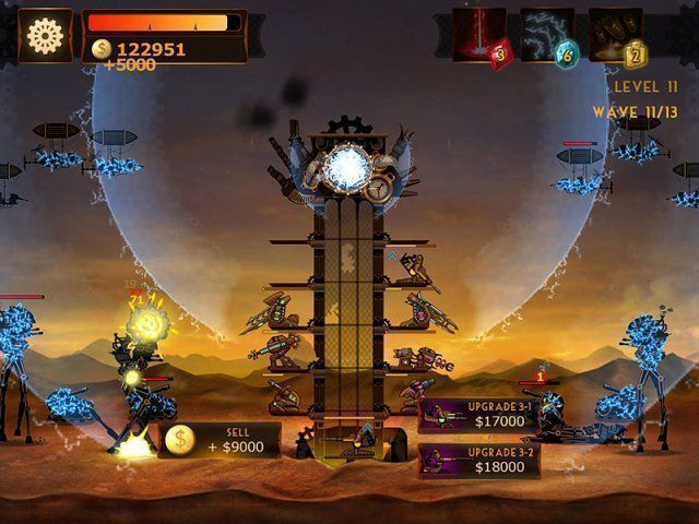 Gioco Steampunk Tower download italiano