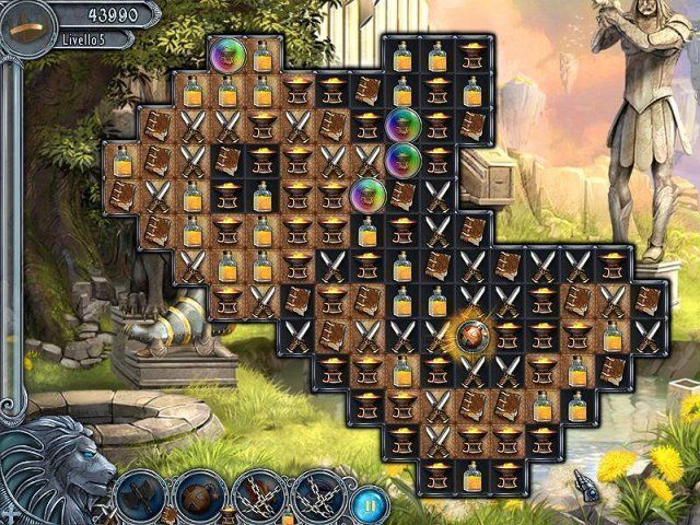 Gioco The Lost Kingdom Prophecy download italiano