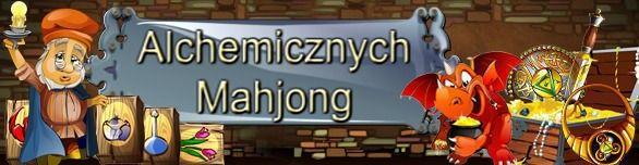 Alchemicznych Mahjong - Nigdy nie nudząca się gra dla wszystkich!