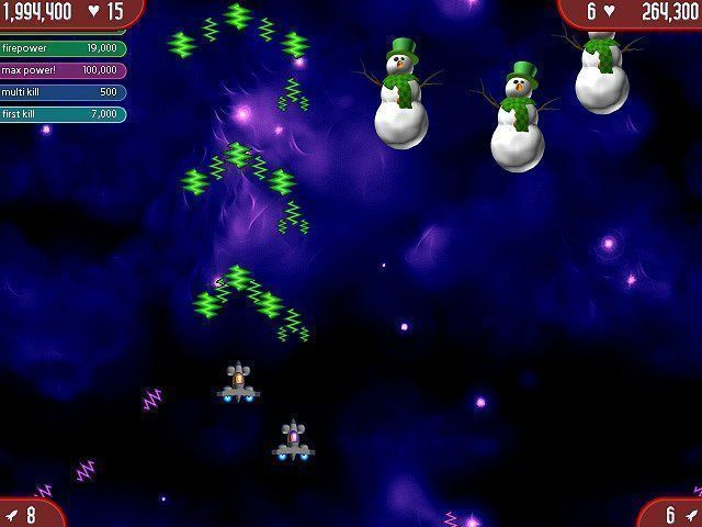 Chicken Invaders: The Next Wave Christmas Edition Gra Bezpłatne