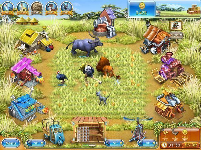 frenzy farm 5
