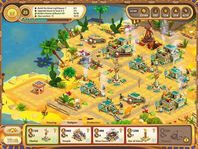 Bezpłatne pobieranie Ramses: Rise of Empire