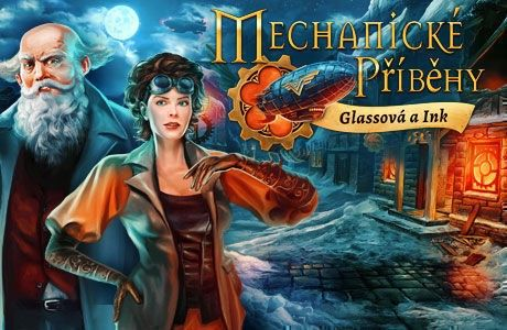 Mechanické příběhy: Glassová a Ink