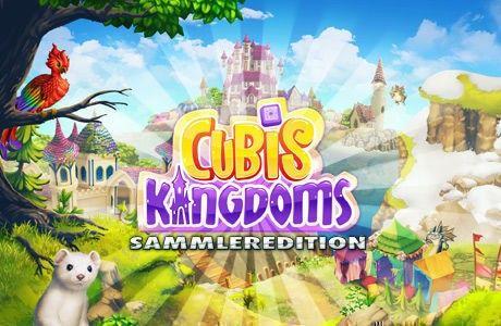 Cubis Kingdoms. Sammleredition