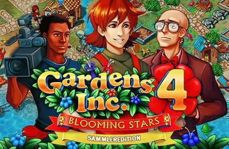 Gardens Inc. 4: Blooming Stars. Sammleredition