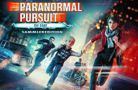 Paranormal Pursuit: Die Gabe. Sammleredition