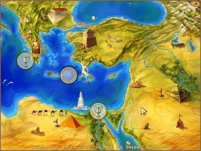 World Riddles: Seven Wonders