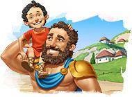 Détails du jeu Les 12 Travaux d'Hercule V: Les Enfants d'Hellas. Edition Collector