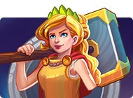 Détails du jeu Alexis Almighty: Daughter of Hercules. Collector's Edition