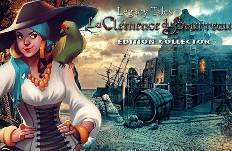 Legacy Tales: La Clémence du Bourreau. Edition Collector