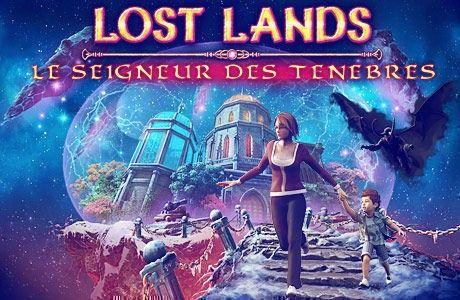 Lost Lands. Le seigneur des tenebres