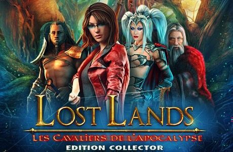 Lost Lands: Les Cavaliers de l'Apocalypse. Edition Collector