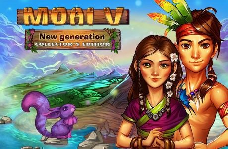 Moai 5: New Generation. Collector's Edition