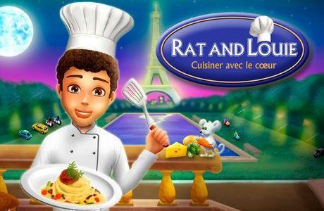 Rat and Louie: Cuisiner avec le coeur