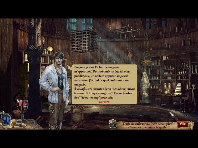 Twilight City: Immortel Amour