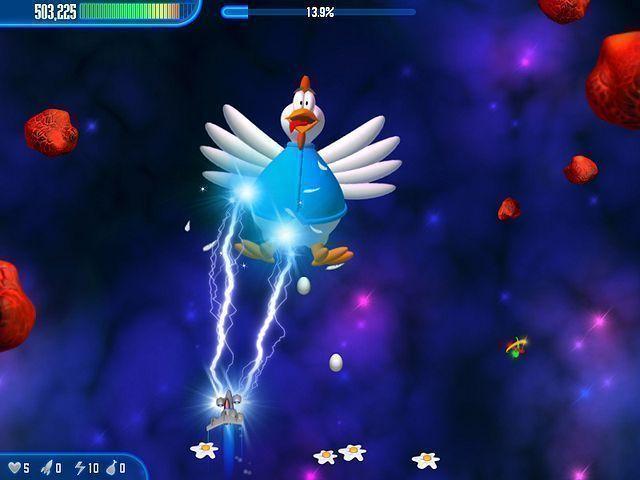 Chicken Invaders: Revenge of the Yolk