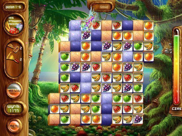 Owocowy Raj 2: Zaczarowane Wyspy