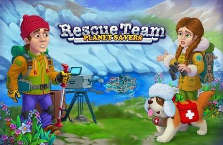 Rescue Team: Planet Savers